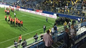 Как Андрей Шевченко отбивал украинских фанатов