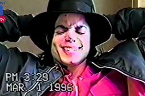 видео допроса Майкла Джексона