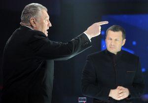 Жириновський знову погрожуе Україні