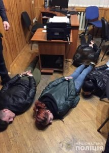 Поліція Києва затримала