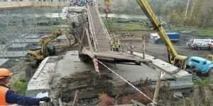 Стоительство Моста