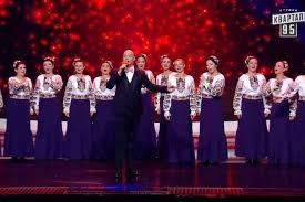Керівник хору імені Верьовки