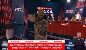 Захоплення каналу Порошенко