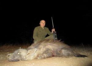 Охота Африка