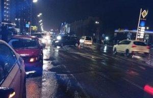 В Києві трапилось понад 120 ДТП