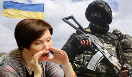 """""""В них руки в крові"""": Скандальна Олена Бондаренко звинуватила українських військових в злочинах. Відео"""