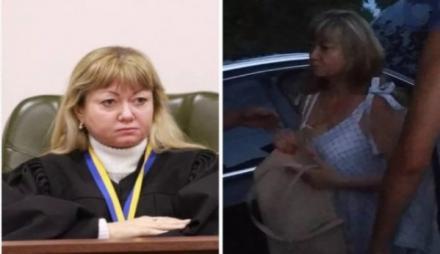 В Киеве пьяная судья на Audi устроила ДТП. Свидетели аварии хотели устроить самосуд. Видео + Фото